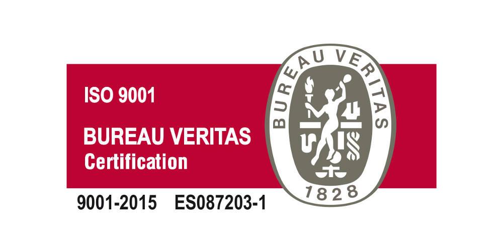 Instalaciones de seguridad contra incendios Certificadas ISO 9001